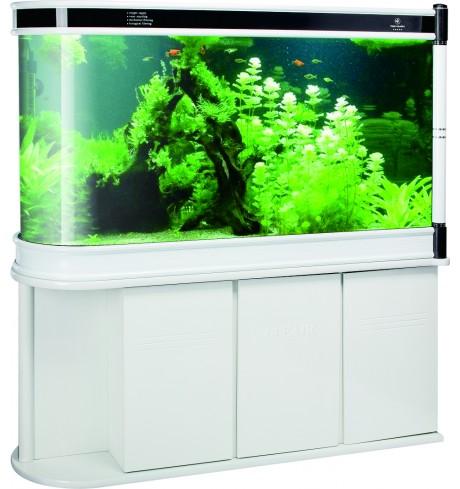 GSAH680-1200 Clear akvariumas, 262 l. (Baltas)