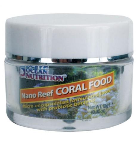 Nano Reef Coral Food - maistas koralams, 10 g