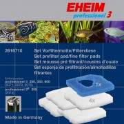 Eheim Set of filters pads prof 3e 450,700,600T – Filtro pagalvėlės 150,700,600T