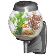 Apvalūs akvariumai su įranga