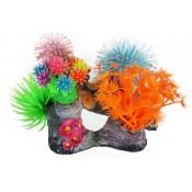 Dirbtiniai spalvoti koralai