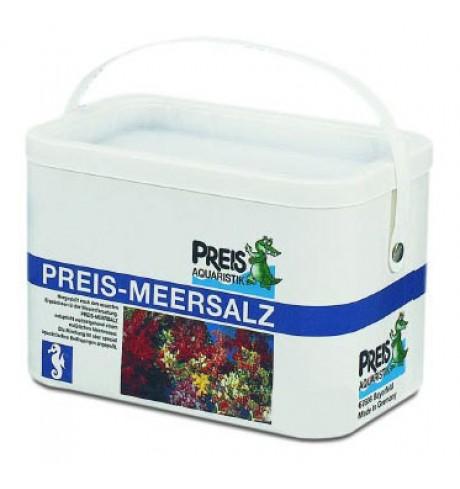 Preis jūros druska, 20 kg