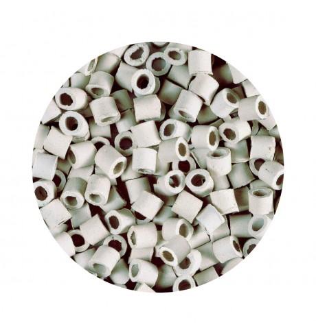 Mech keramikiniai žiedai filtravimui, 2 l