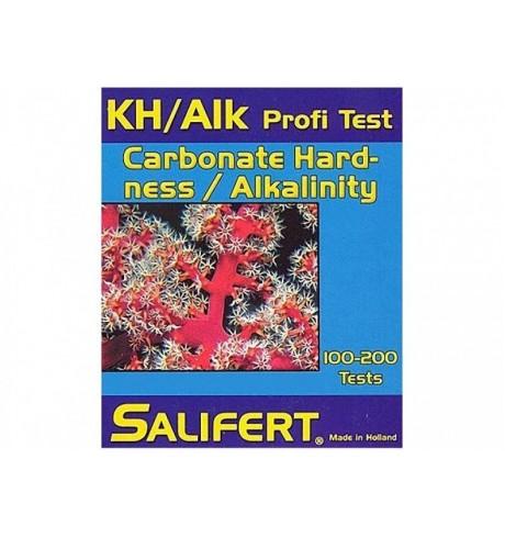 KH/Alk Profi Test - Karbonato kietumo ir šarmingumo testas