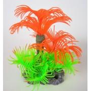 Spalvotas koralas, 9x6x9 cm