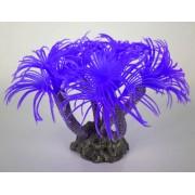 Spalvotas koralas (violetinis), 5x6x8 cm