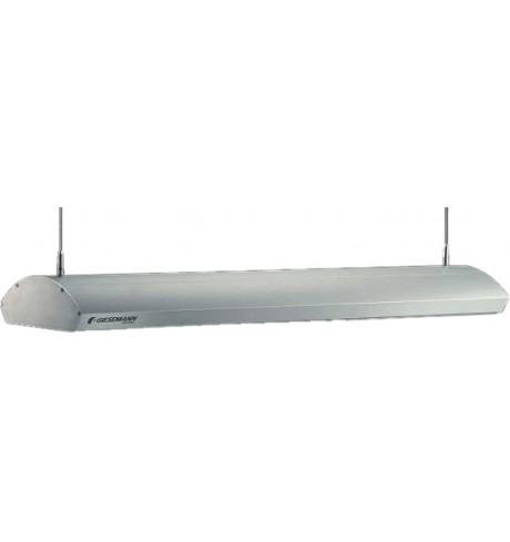 REFLEXX šviestuvas 620 mm, T8 lempa 2x20W ir 1x150 W