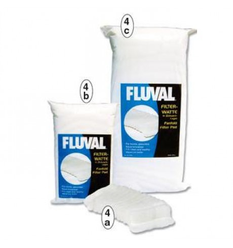Fluval Fluval filtro vata plastikiniame maišelyje 250g