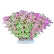 Dirbtinis augalas (rausvas), 10cm