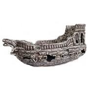"""Keramikinė dekoracija """"Laivas"""", 19x39x17 cm"""