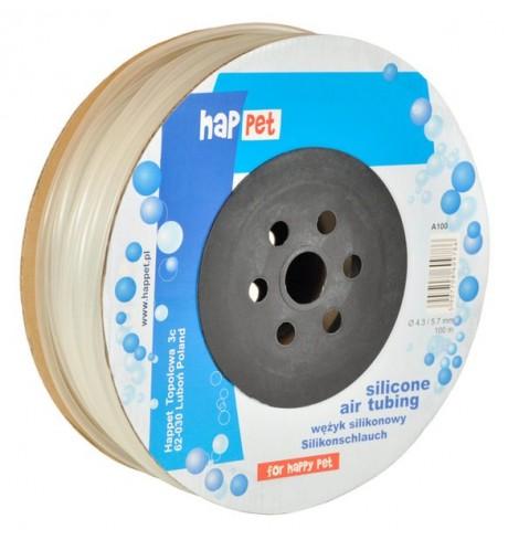 Happet silikoninė žarna 4 / 5.5 mm, 1 m