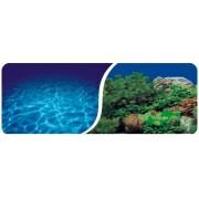Dvipusis akvariumo fonas 50cm