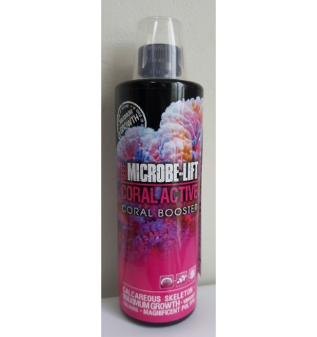 MICROBE LIFT Coral Active skatintojas, 118 ml