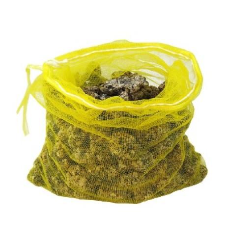 Tvenkinių filtro užpildų maišelis 32x50cm (geltonas)