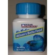 Atison's Betta Food - maistas gaideliams, 15 g