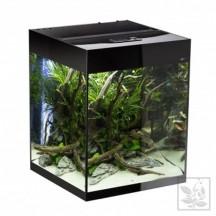 Akvariumas Aquael Glossy  Cube 500x500x630, 135 l. juodas