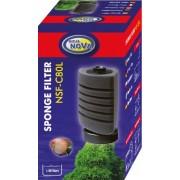 Oru valdomas vidinis kempininis filtras NSF-C80L