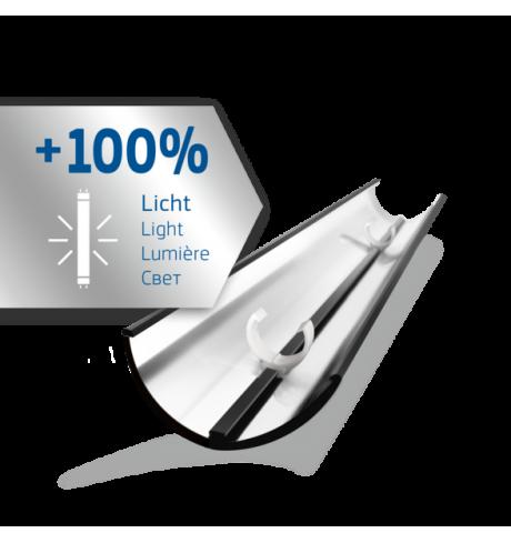 HiFlex Reflector 1047 mm atšvaitas, 54 W