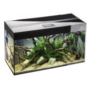 Akvariumas Aquael Glossy 1000x400x630, 215 l. (juodas)