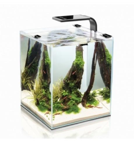 Akvariumas krevetėms SHRIMP SET SMART 2, 19 l (juodas)