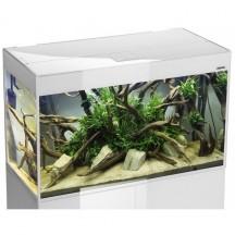 Akvariumas Aquael Glossy 800x350x500, 125 l. (baltas)