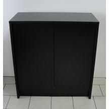 Akvariumo spintelė, 700x350x750h (juoda)