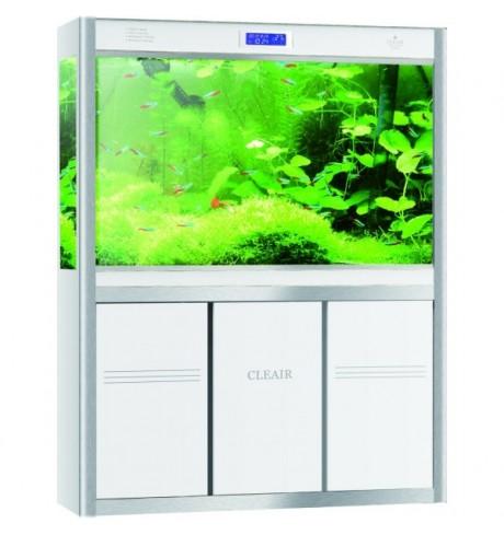 BS-800 Clear akvariumas, 171 l. (Baltas)