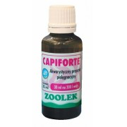 CAPIFORTE nuo parazitų, 30 ml