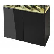 Akvariumo spintelė su durelėmis, 1000x400x820h (juoda)