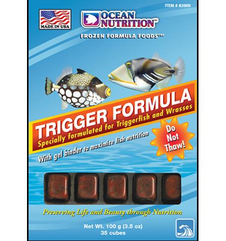 Trigger formula - maistas jūrinėms žuvims,100 g