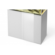 Akvariumo spintelė su durelėmis, 1000x400x630h (balta)