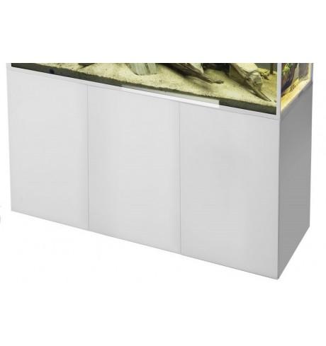 Akvariumo spintelė su durelėmis, 1200x400x720h (balta)